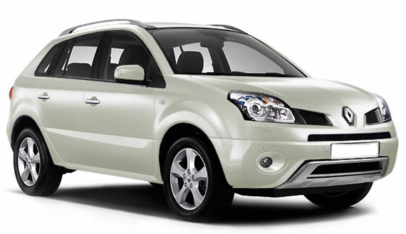 Ремонт генератора Renault Koleos (РЕНО КОЛЕОС)