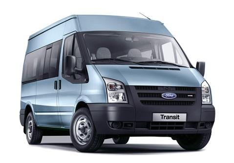 Стартер Ford Transit