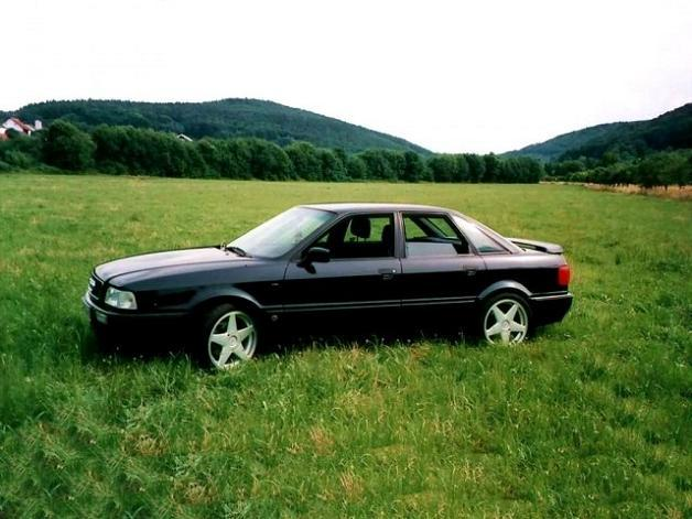 Стартер Audi 80 (АУДИ 80)