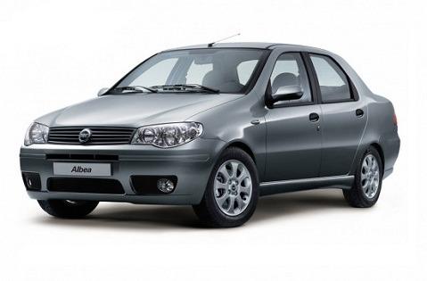 Ремонт генератора Fiat Albea