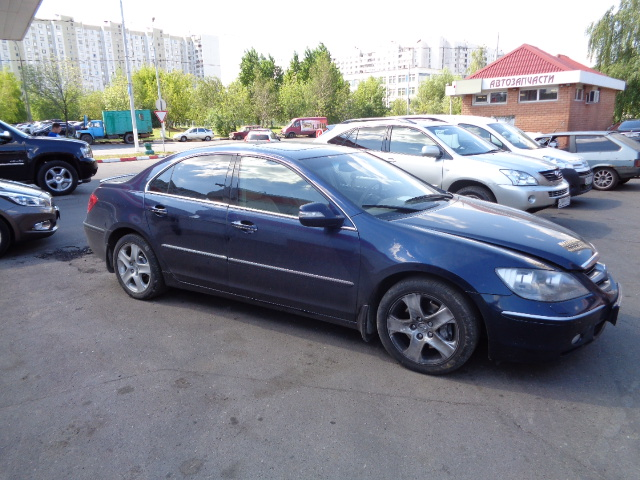 Ремонт генератора Honda Legend (ХОНДА ЛЕГЕНД)