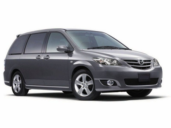 Ремонт генератора Mazda MPV