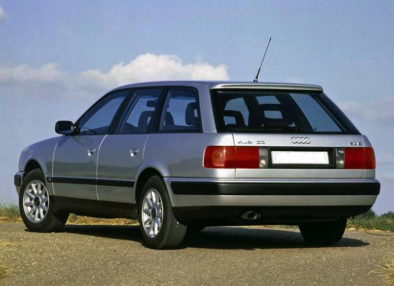 Старетр Audi 100 (АУДИ 100)